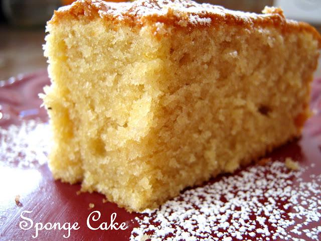 How To Make A Guyana Sponge Cake