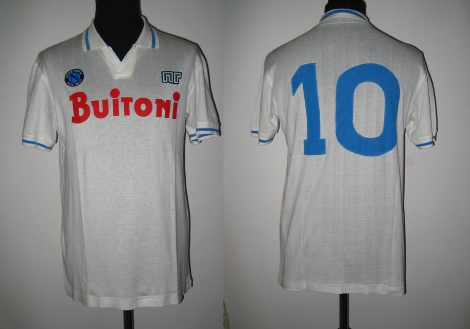 shirt NAPOLI 1986-1987  a6e24cafb