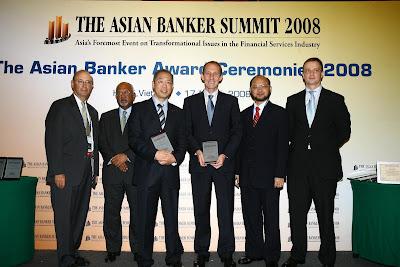 HSBC and SAS win Asian Banker IT Award