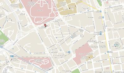 rua soeiro pereira gomes lisboa mapa Grupo de Kabbalah: Workshop de Introdução à Kabbalah   SANA  rua soeiro pereira gomes lisboa mapa