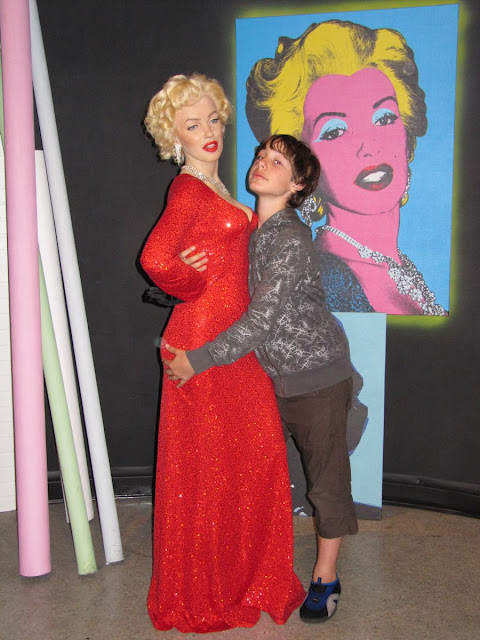 Madame Tussauds Marilyn Monroe