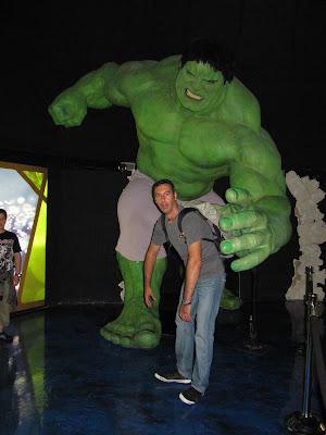 Hulk Madame Tussauds