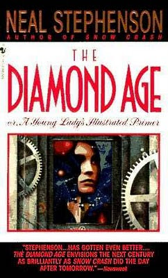 The Diamond Age book cover