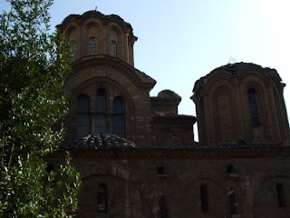 old church in Thessaloniki