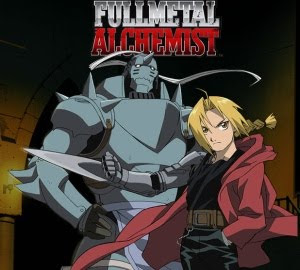 Edward and Alphonse Elric are two alchemist brothers searching for the legendary stone called the Philosopher's Stone