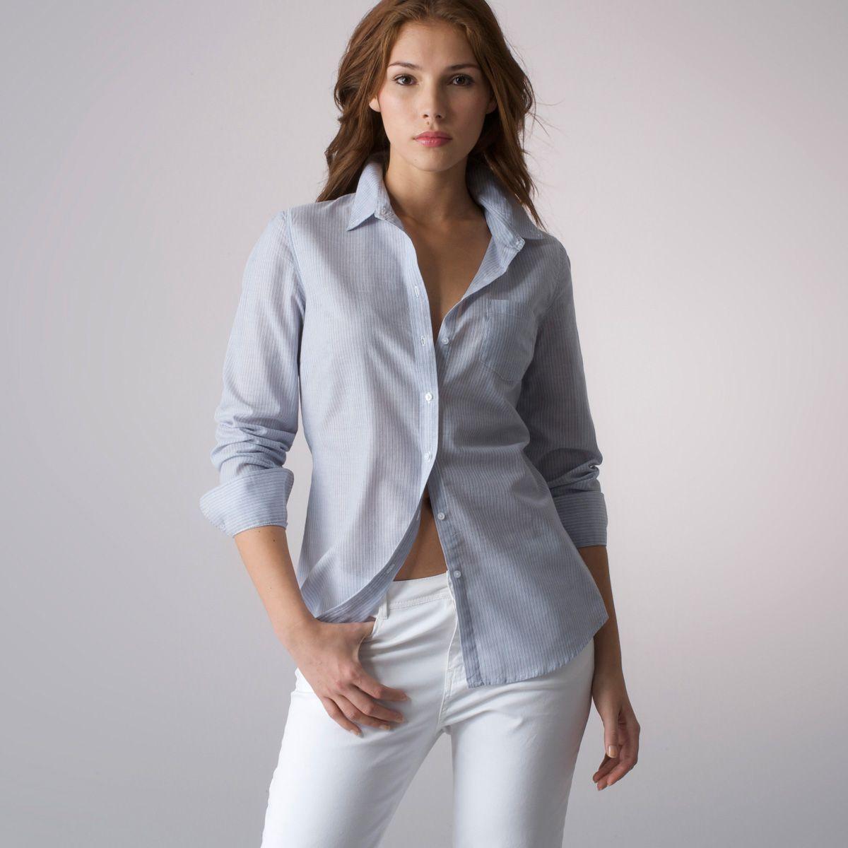 Orden al coser la camisa