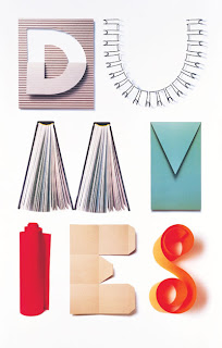 Letter Made Out Of Objects.Letterology Paper Letters Of The Other Kind