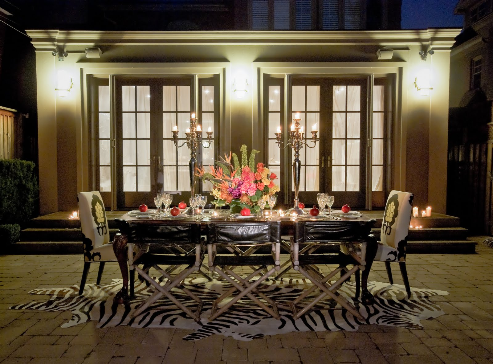 Lucid Interior Design The Toronto Star Outdoor Glamour