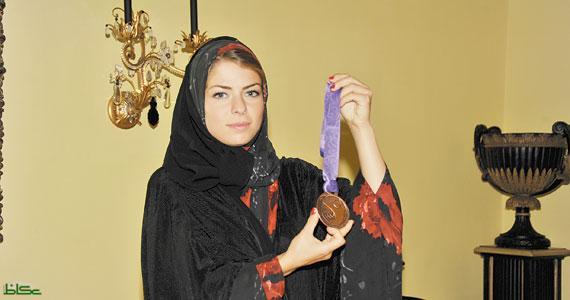 معلومات بالصوردلما محسن أول فارسة سعودية تشارك في الألعاب الأولمبية منتدى مملكة الدوشجية