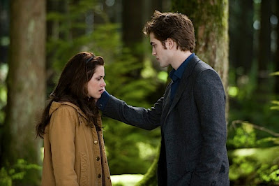 Edward the vampire and Bella - Twilight 2