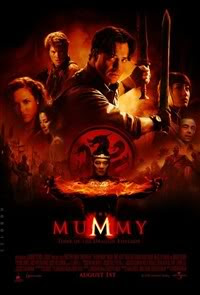 Mummy 3 Movie