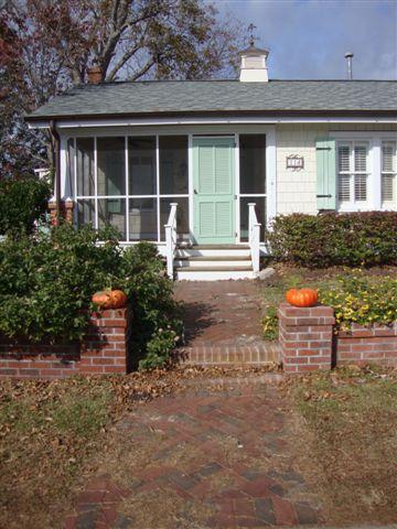 Swansboro North Carolina History Amelia Smith Canady House Circa 1935