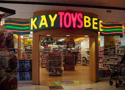 The Caldor Rainbow K B Toys 2 B Closing 156 Stores