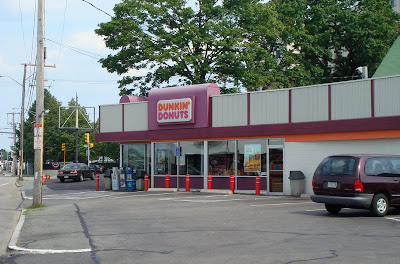 The Caldor Rainbow: Dunkin' Donuts: Store Number One