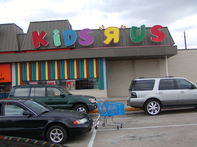 The Caldor Rainbow Retro Toys R Us Round Up