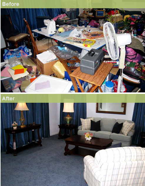 Interior Design And More: From Messy To Sassy