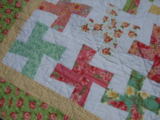 Magic Valley Modern Quilt Guild Pinwheels In July