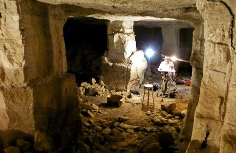 Jordan Cavern