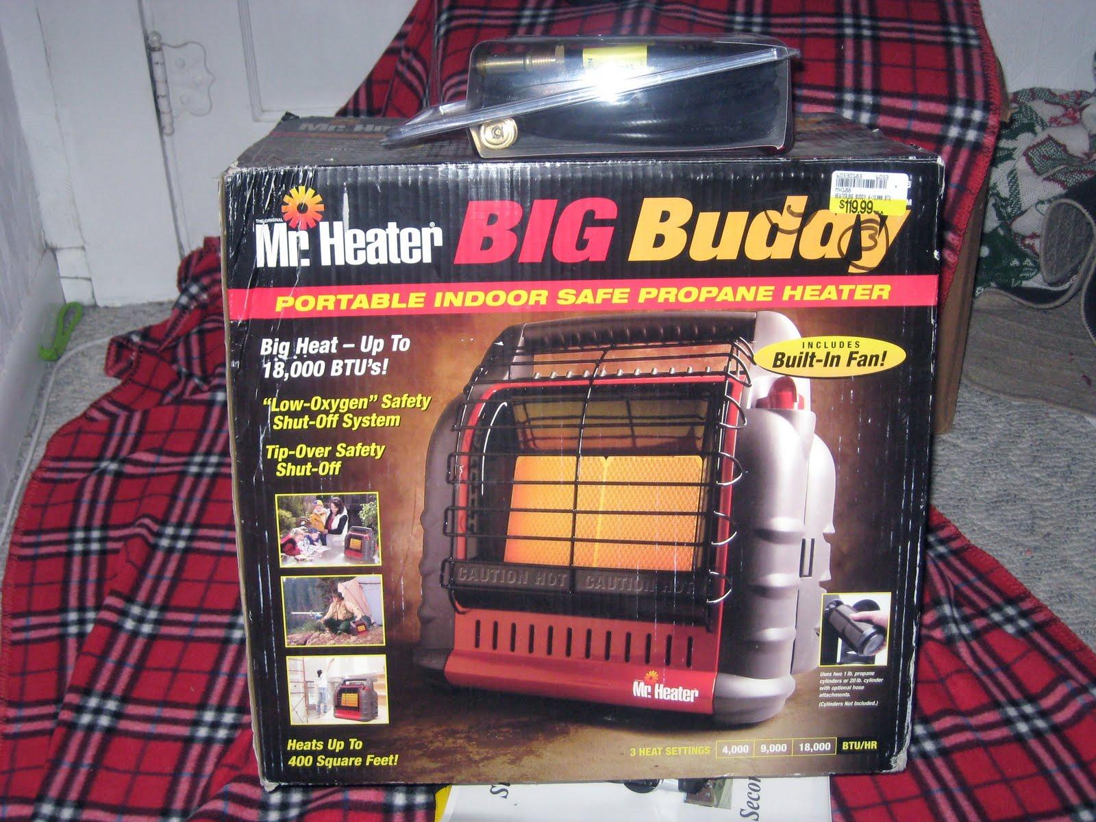 Stuff About Stu Mr Heater Big Buddy