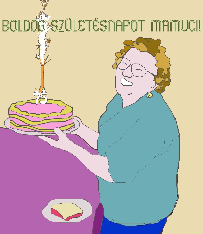 boldog szülinapot mama Sajgó Anikó Józsa: Sok boldog születésnapot, Mamukám! boldog szülinapot mama