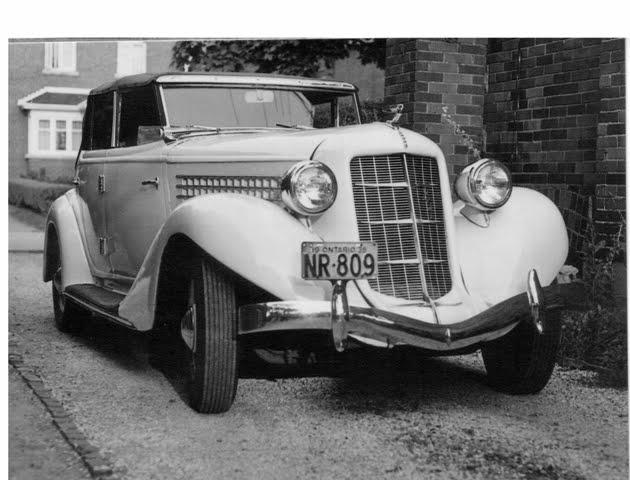 Solitary Dog Sculptor I: Cars: Auburn - Cord - Duesenberg ...