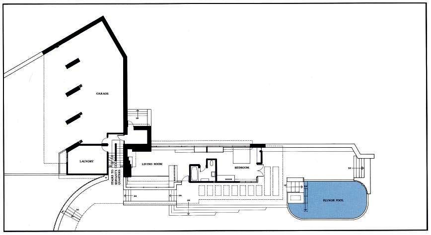 Solitary Dog Sculptor I: Architecture: Frank Lloyd Wright