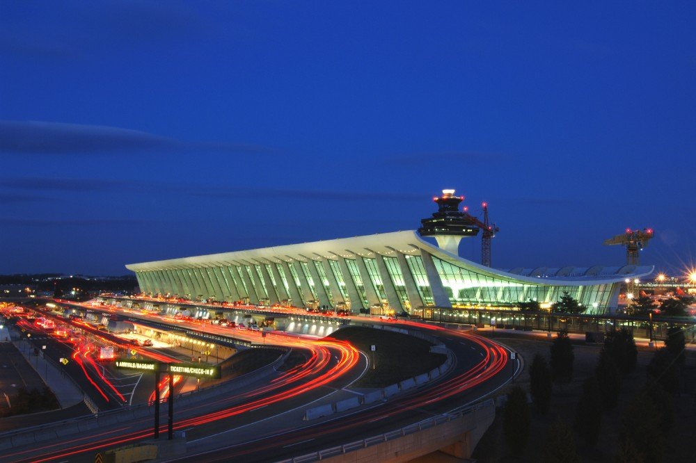 Alberta Norweg Ad Classics Dulles International Airport