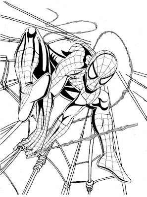 Print Desenhos Desenho Do Homem Aranha Para Colorir Desenho Do