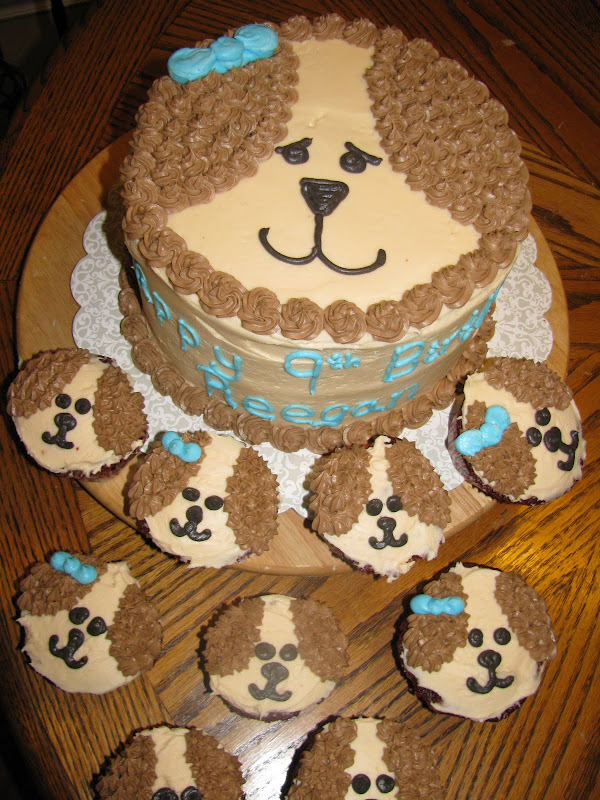 Cream Cheese Icing For Dog Cake