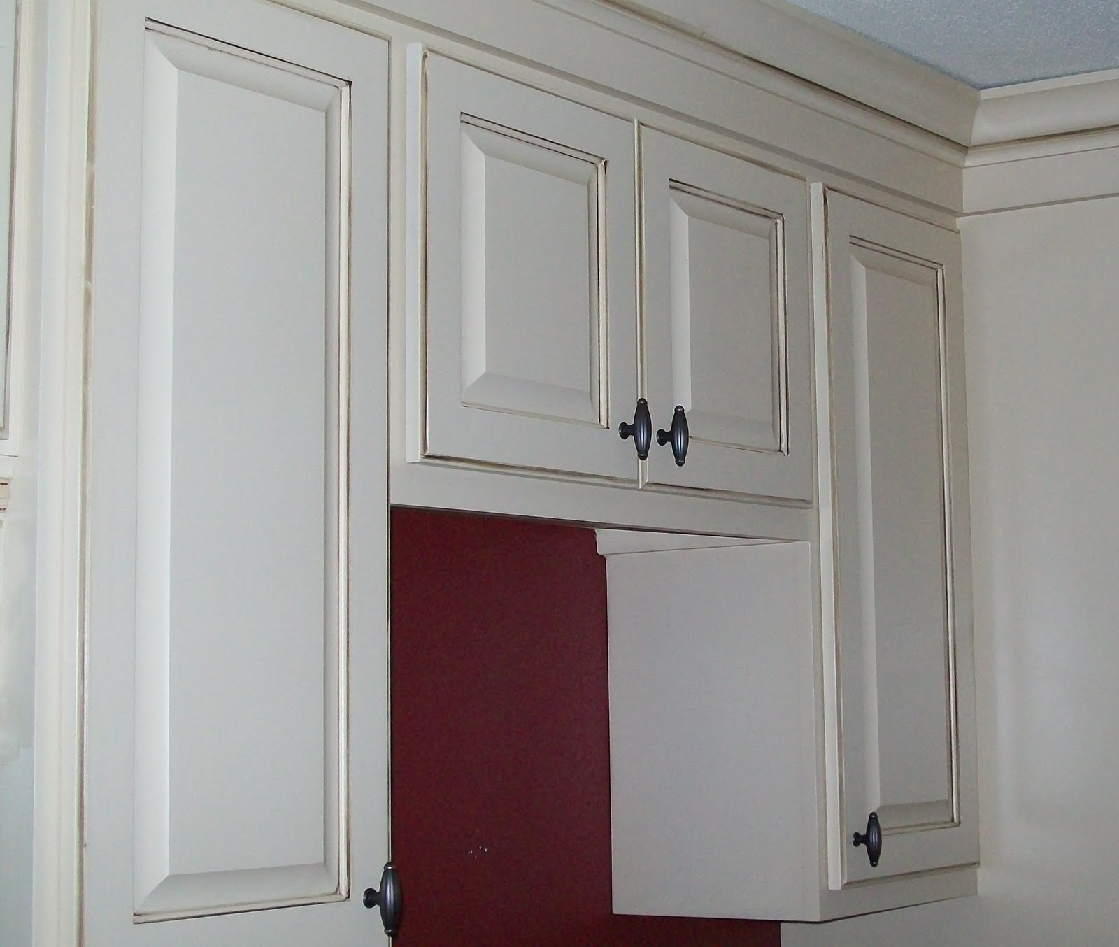 LWi Custom Cabinets: Glazed cabinets- the newest way