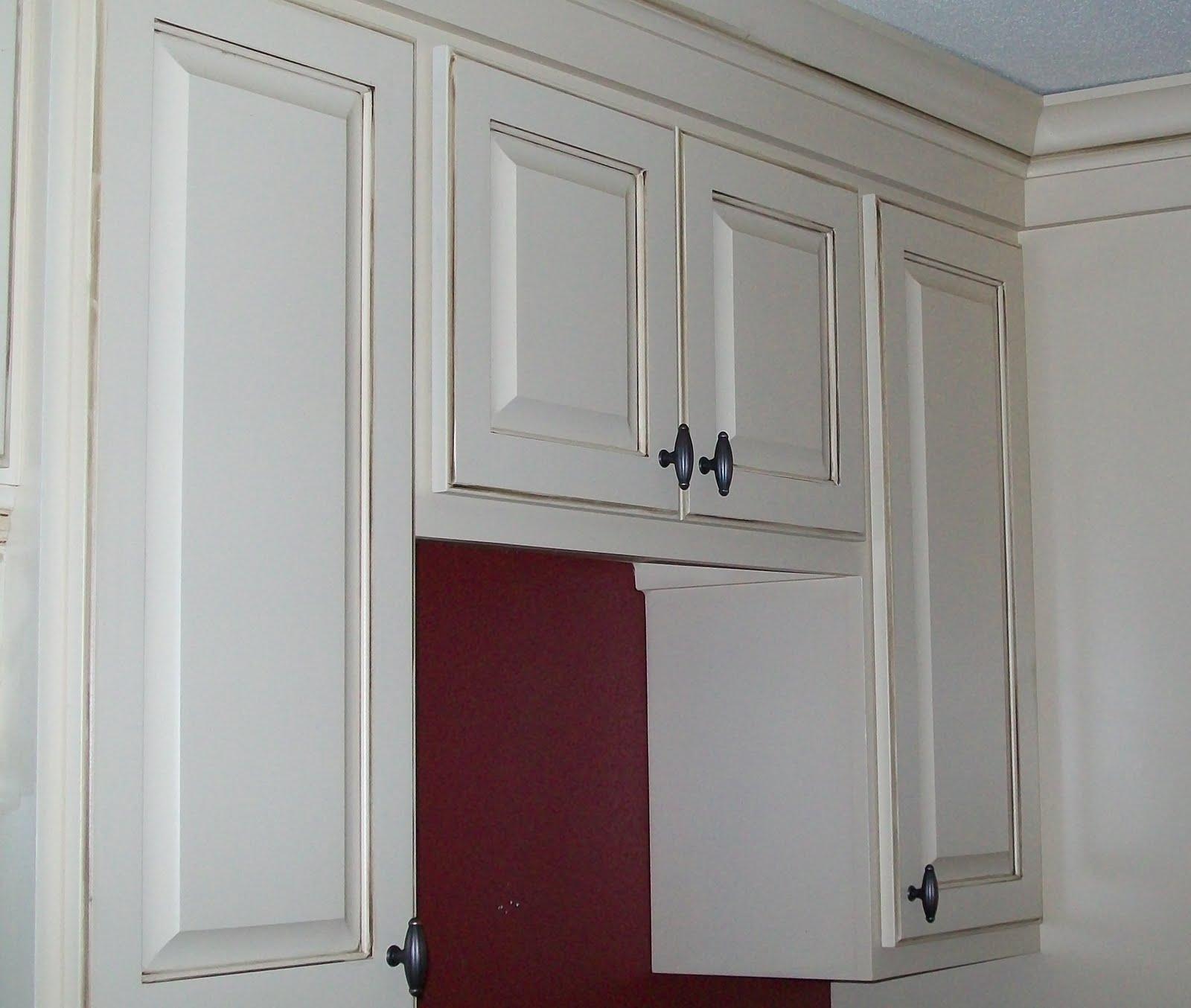 LWi Custom Cabinets: Glazed cabinets- the newest way