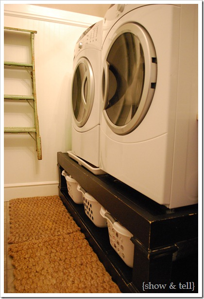 Meuble Pour Buanderie Joyful Discoveries: Washer Dryer Stand