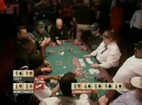 Chris Moneymaker knocks out Phil Ivey in 10th in the 2003 WSOP Main Event