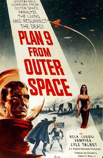 'Plan 9 From Outer Space' (1959)