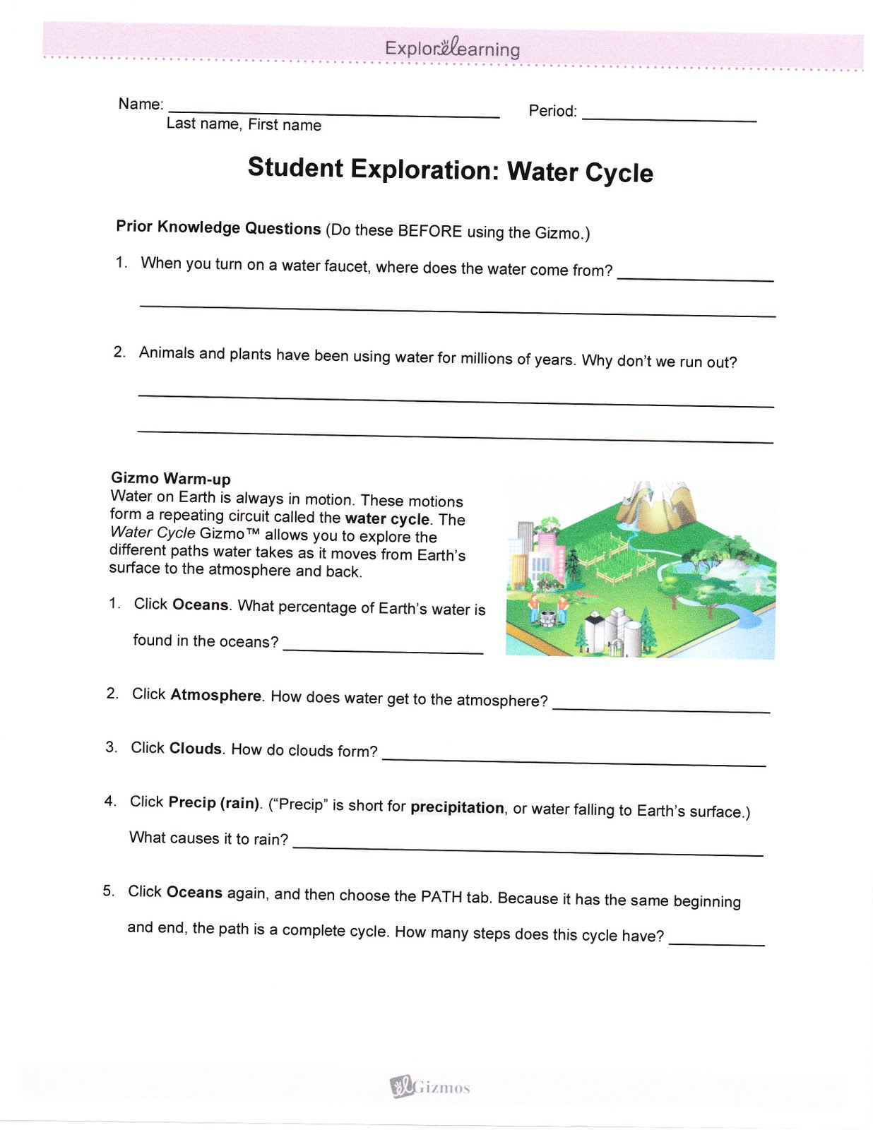 water cycle answers water printable water cycle water water cycle answers water printable water cycle water cycle water cycle process the water cycle process steps and many others about the water