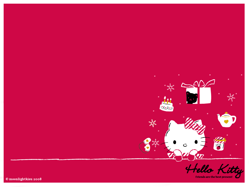 Wallpaper Hello Kitty Imut Dan Lucu Wallpaper