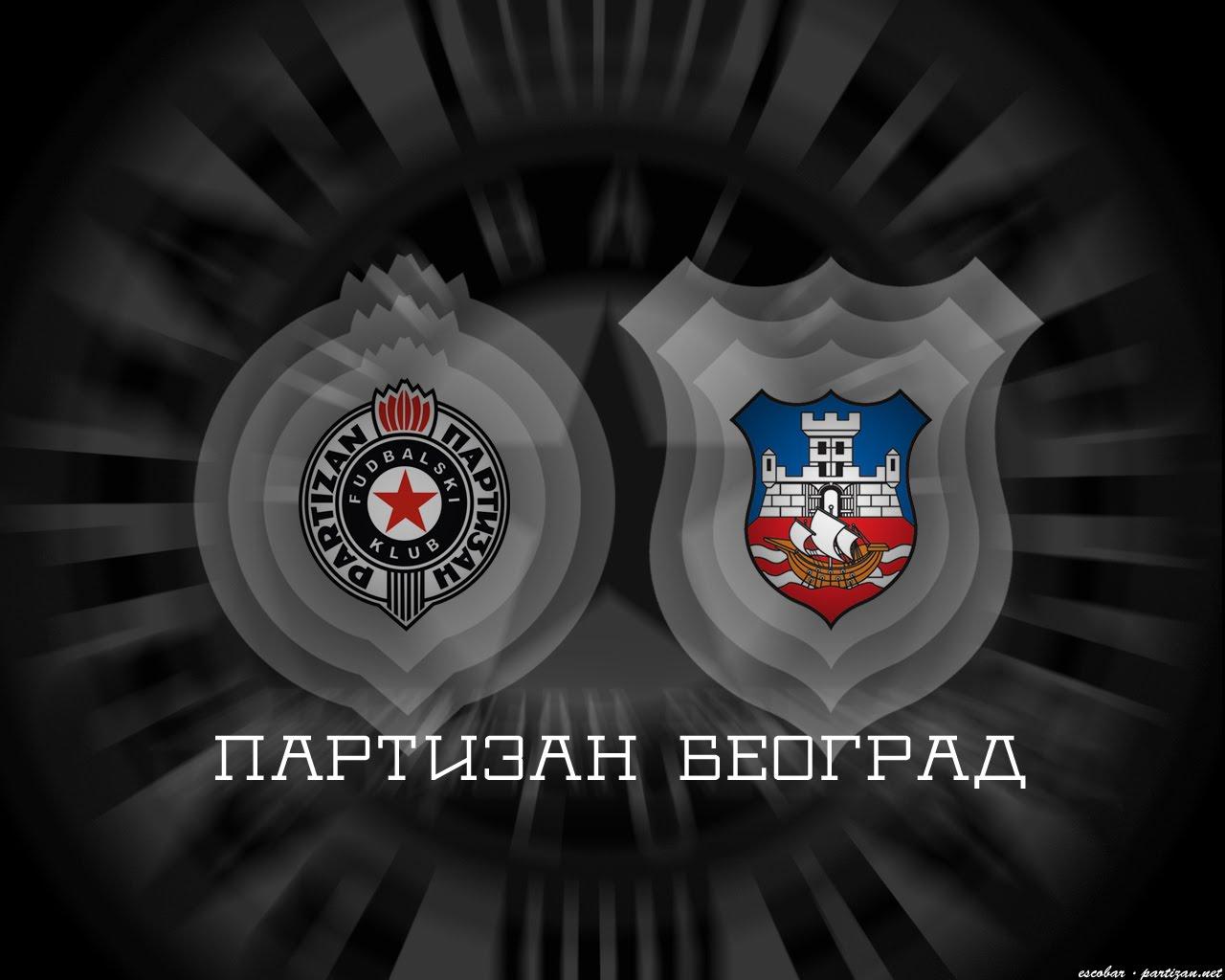 Fc Partizan Pfc Backgrounds