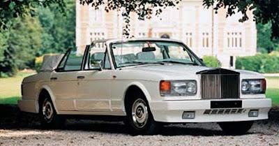 Bentley Turbo R Based Torpedo 4 Door Convertible By Salvatore Diomante