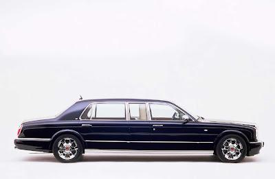 Bentley Spotting Bentley Arnage Rl Limousines