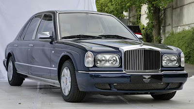 Bentley Arnage 450 HR