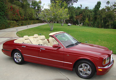 Bentley Arnage Convertible