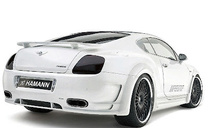Hamann Imperator Bentley Continental GT Speed