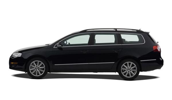 Ultimate autos: Volkswagen Passat Wagon 2010