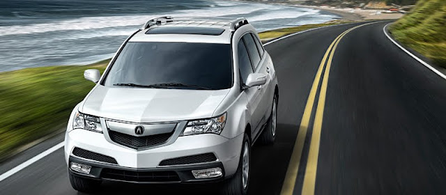 Latest Cars and Bike News: Acura MDX/Honda MDX 2011