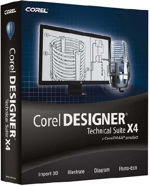 corel designer technical suite x4 crack