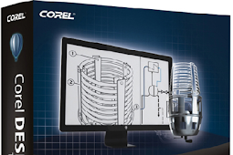 برنامج كوريل Corel Technical Designer Suite X4