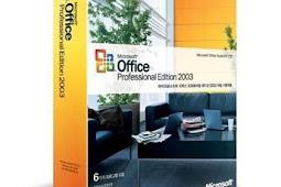 تحديث برنامج اوفيس Microsoft Office 2003 SP3
