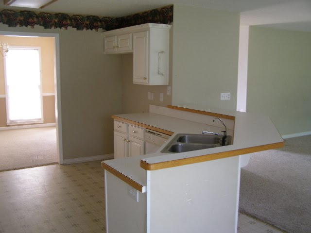 Take Down To Studs Kitchen Remodel