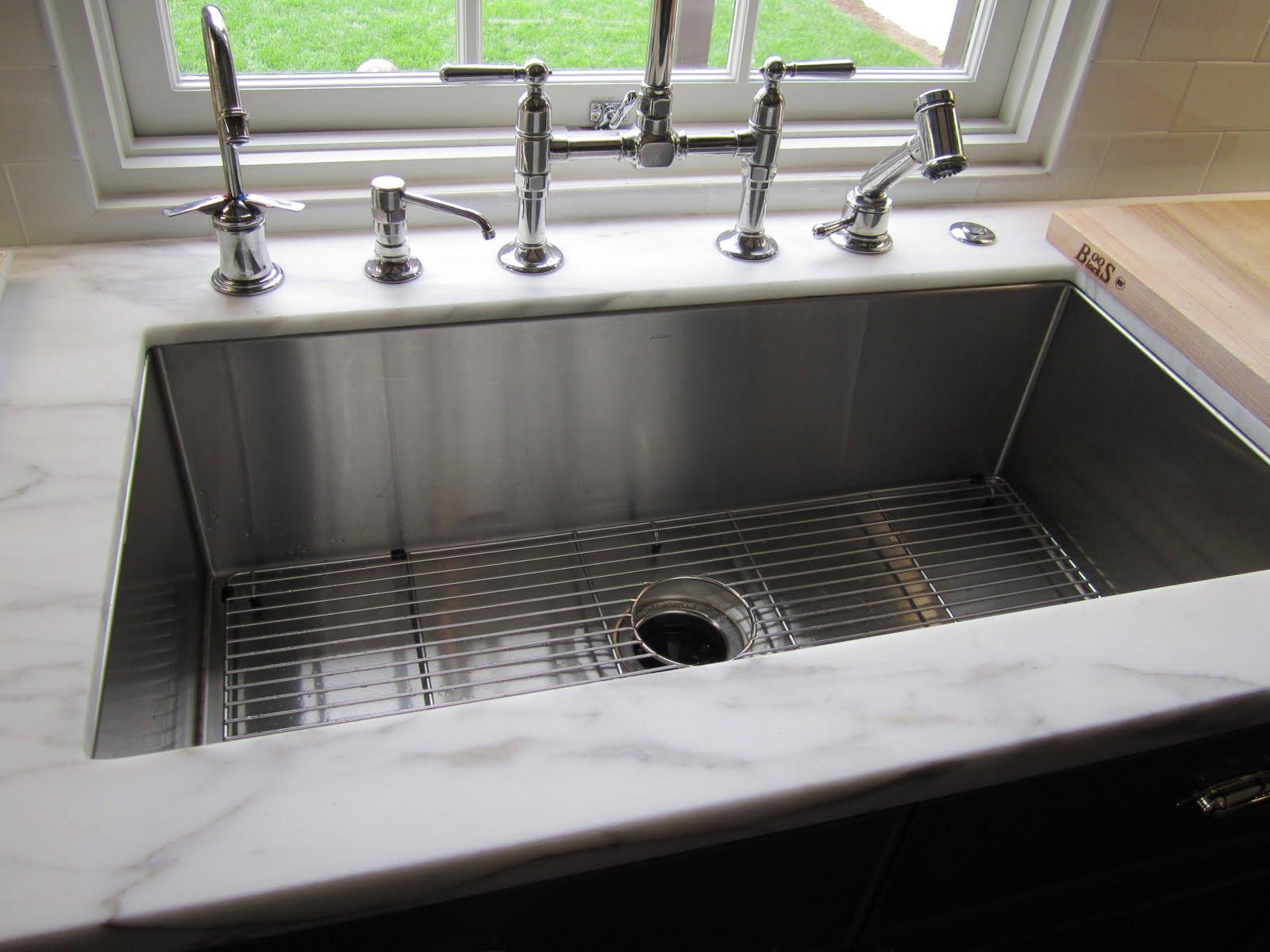 Deep Stainless Steel Undermount Kitchen Sinks