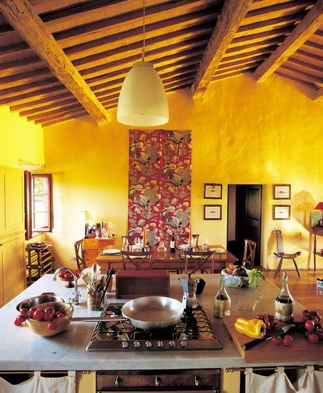 Cococozy A Tuscan Kitchen Done The Right Way